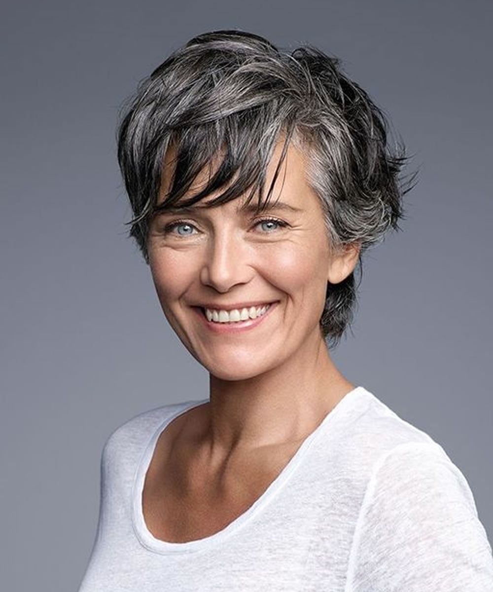 2018 HaircutsHairstyles for Older Women Over 50