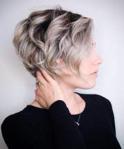 2018 short hairstyles older