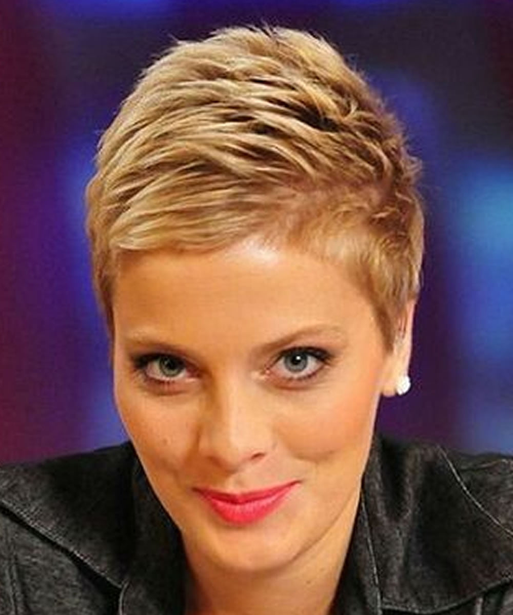 2018 Short Hairstyles For Older Women Over 50  How to