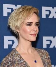 2018 short hairstyles older
