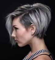 asymmetric short haircuts