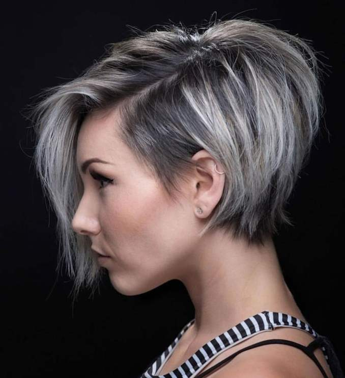 Image Result For Short Asymetrical Hairstyles
