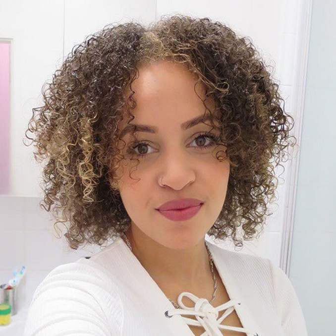 Image Result For Bob Hairstyles With Curls