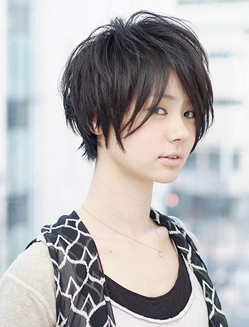 Hairstyle For Asian Girl