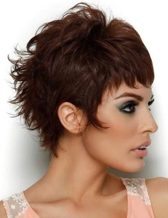 2019 Hair  Colors  for Short  Hair  New short  hair  colors  to