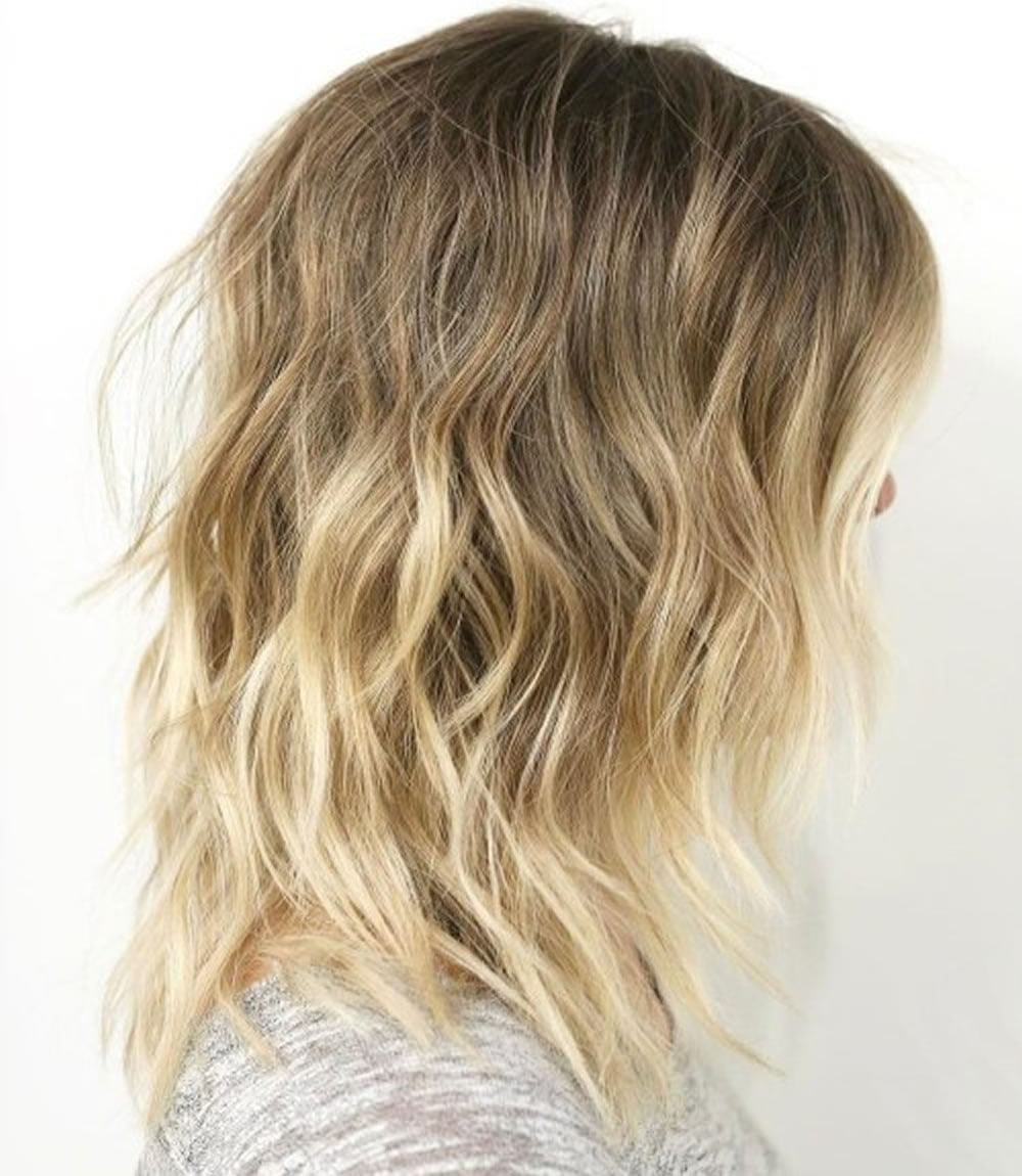 22 Cool Shag Hairstyles For Fine Hair 2018 2019 Page 6
