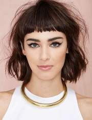 2018 short haircut trends &