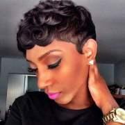 black girl hairstyles 2018 short
