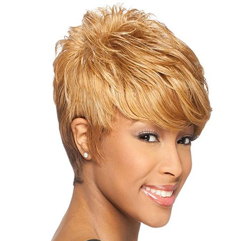 2018 Short Haircuts for Black Women  57 Pixie Short Black