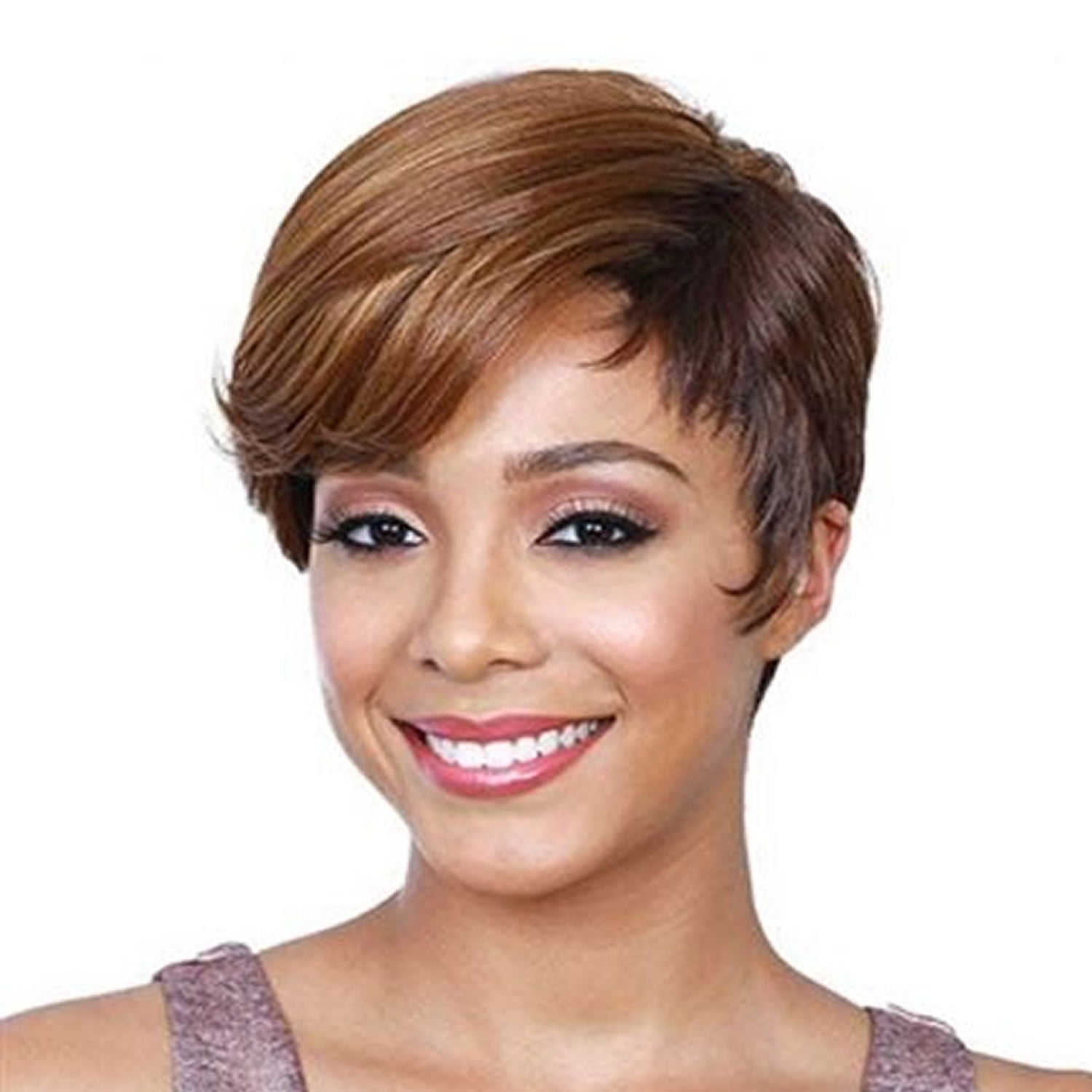 2018 Short Haircuts for Black Women  67 Pixie Short Black