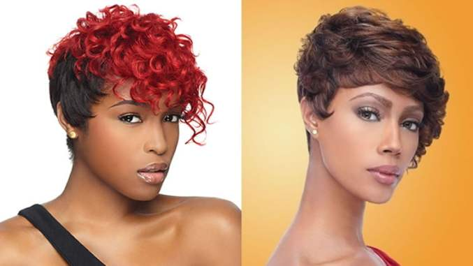 Image Result For Cute Short Hairstyles For Black Women