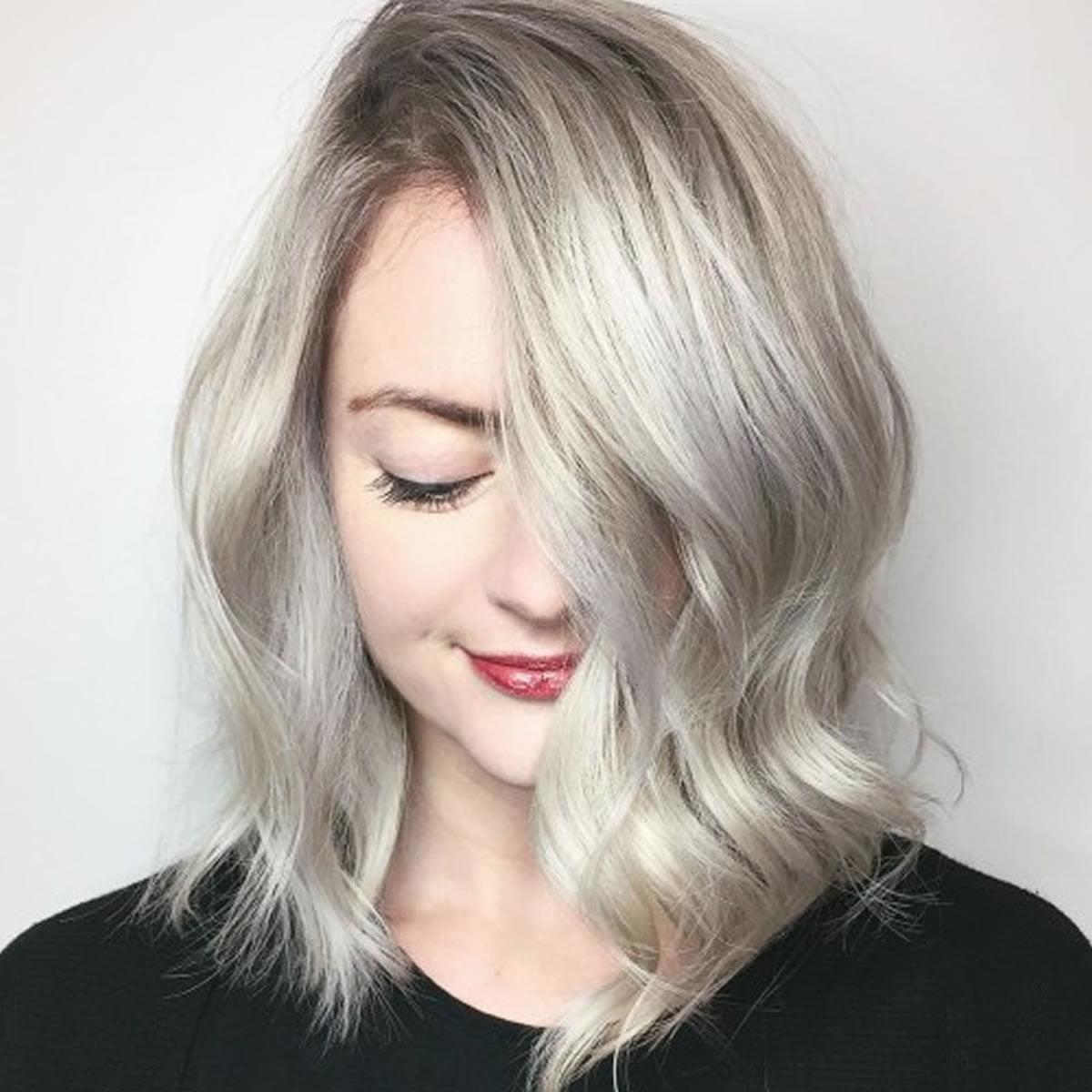 Bob Hairstyles for 2018 Inspiring 60 Long Bob Haircut Ideas  Page 8  HAIRSTYLES