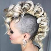 undercut hair design female
