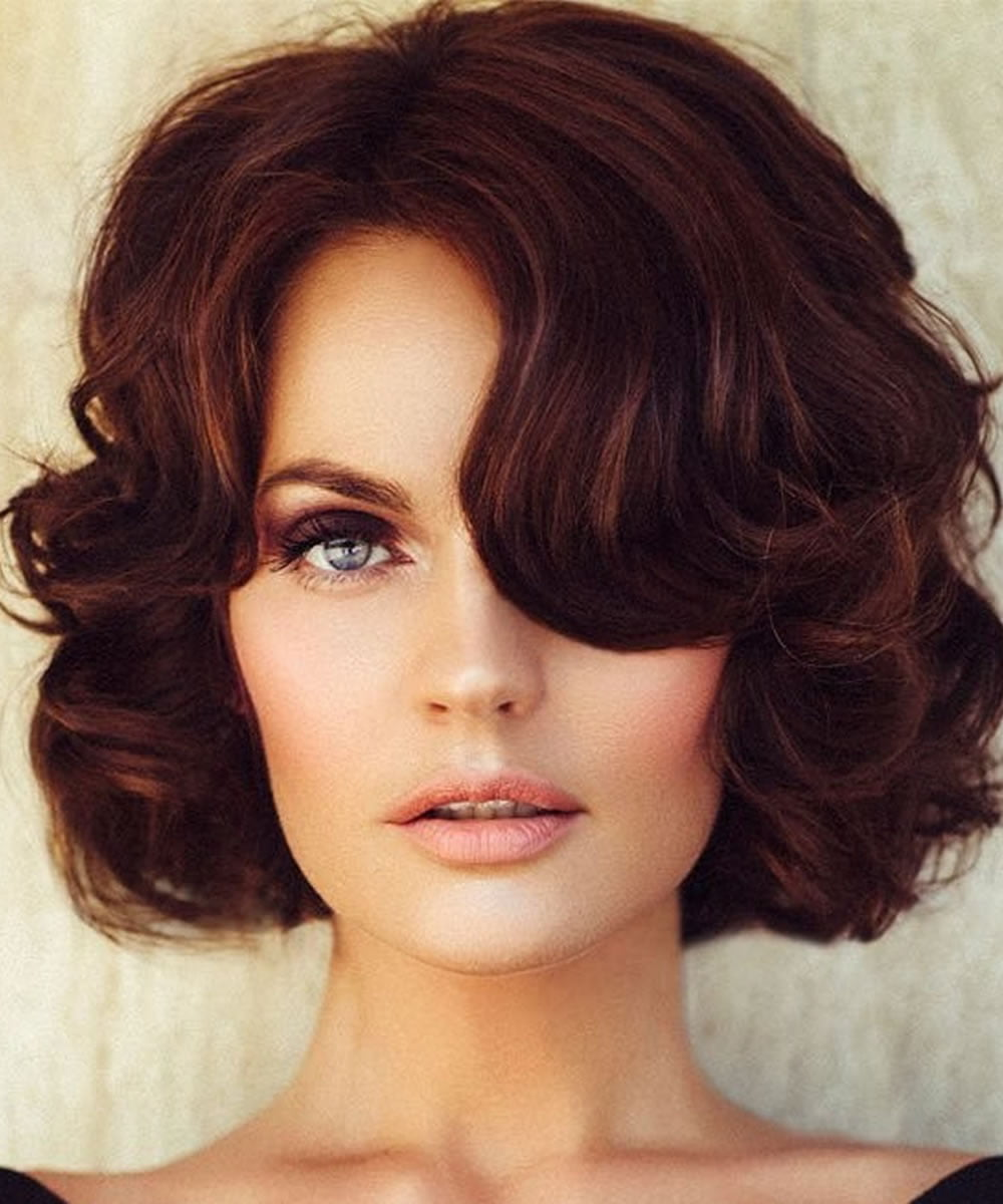 Short Hairstyles for Christmas 2018  New Year Short