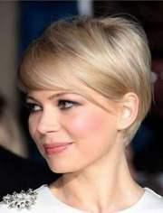 short haircuts face thin