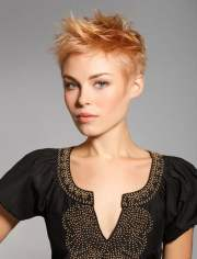 trend pixie haircuts thick