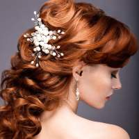 Very Stylish Wedding Hairstyles for Long Hair 2018-2019 ...