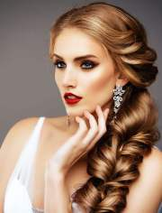 stylish wedding hairstyles