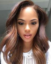 2018 hair color trends black