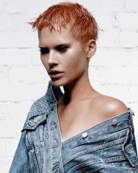2018 Pastel Hair Colors for Short Hair : Pink, blue ...