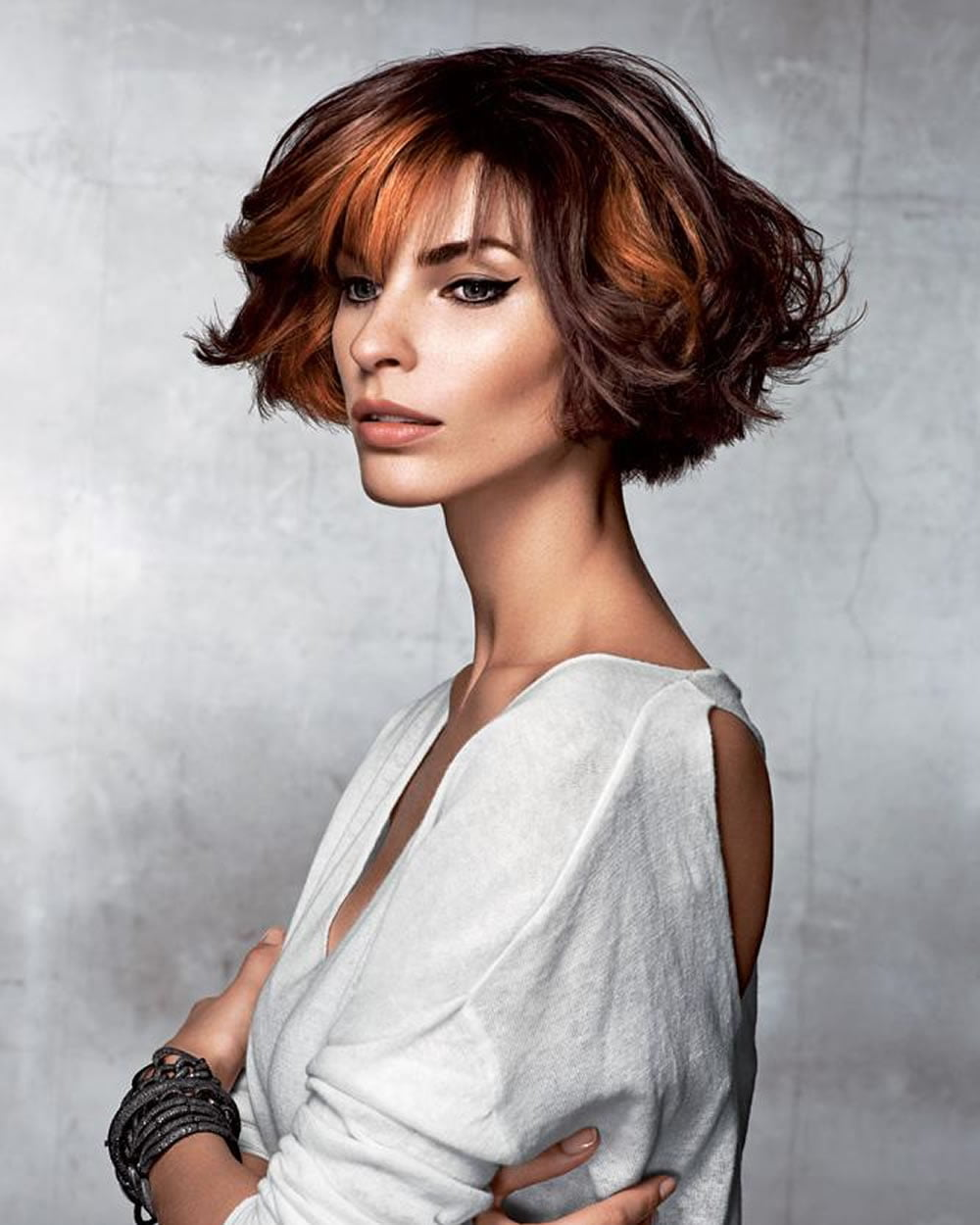 20 Latest Mixed 2018 Short Haircuts for Women  BobPixie Styles  Page 4  HAIRSTYLES