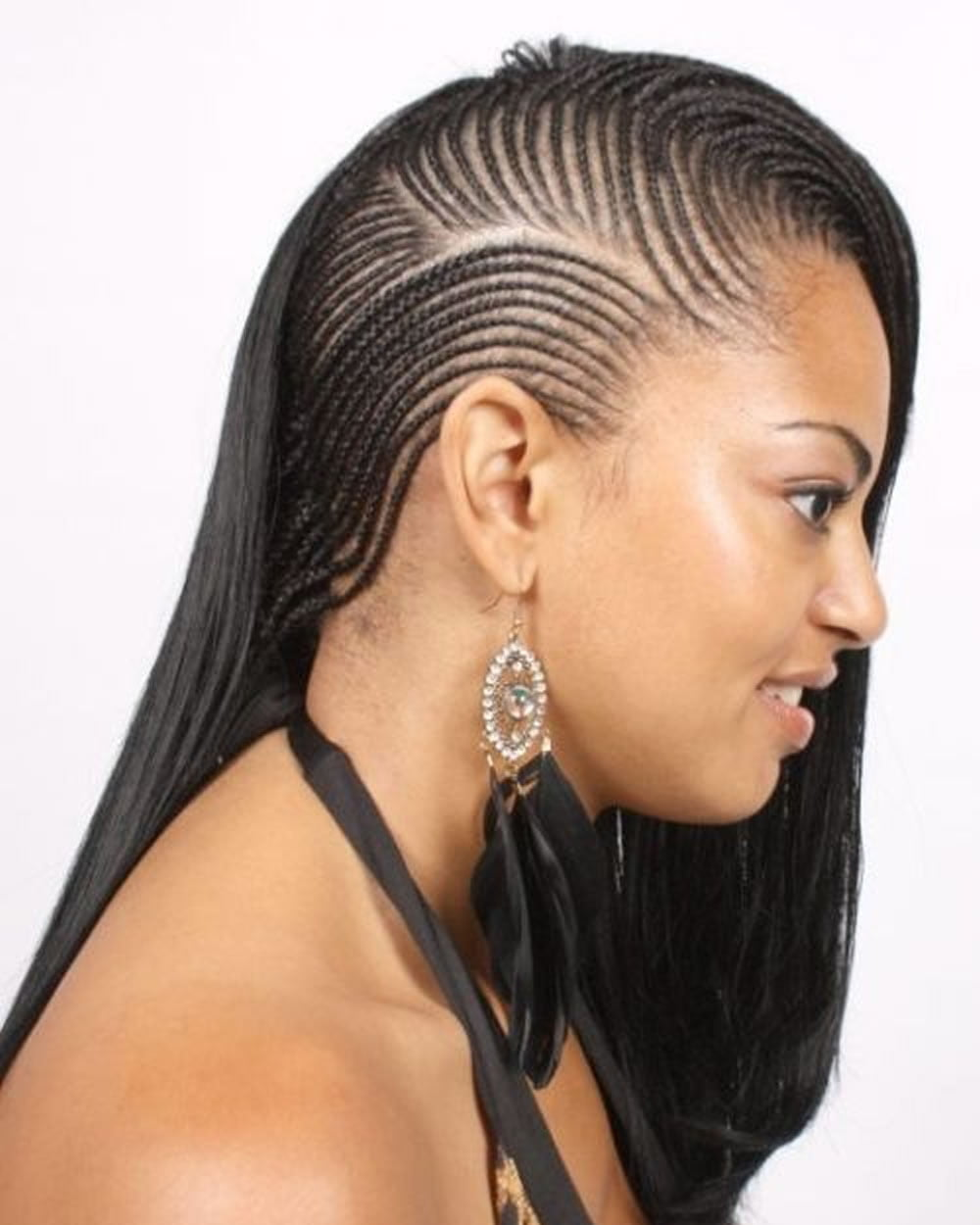 Cornrow Hairstyles for Black Women 20182019  Page 6