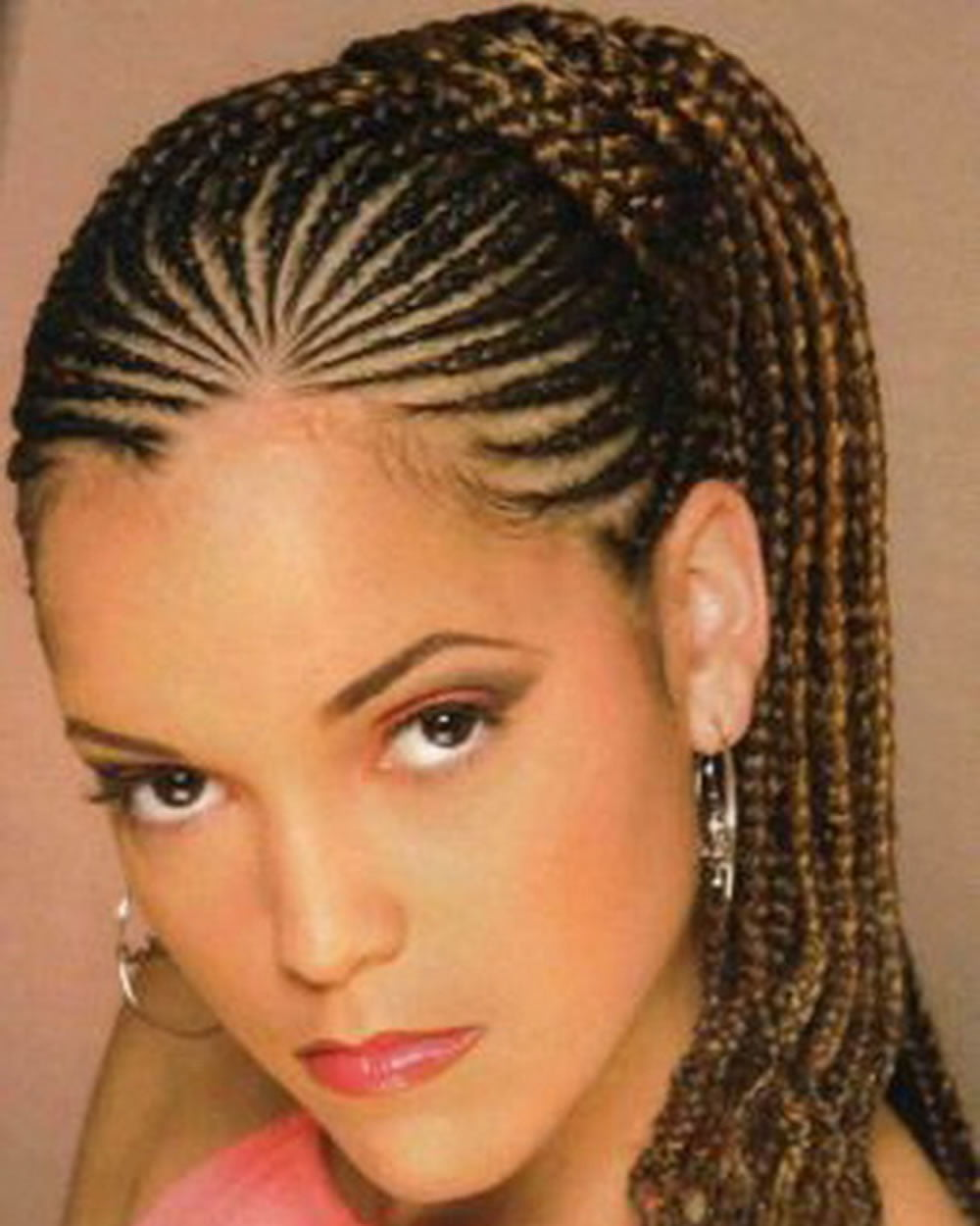 Cornrow Hairstyles for Black Women 20182019  Page 2