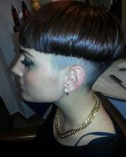 feminine extreme short haircuts