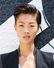 pixie haircuts asian women