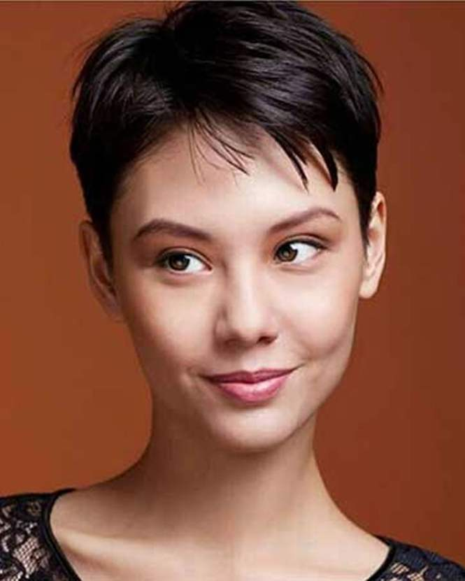 Asian Pixie Haircut - The Best Haircut Of 13