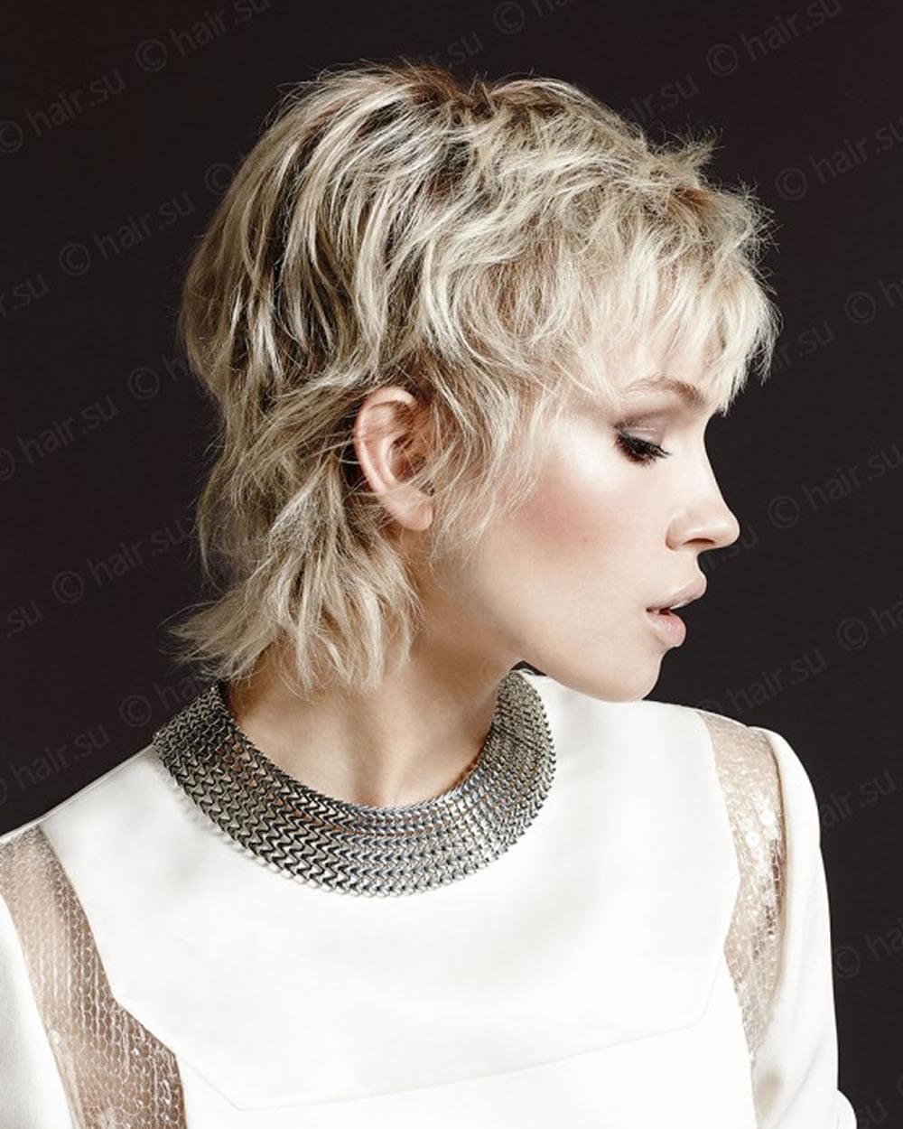 Short Haircuts for Thick Hair  25 Short Hair Style Ideas