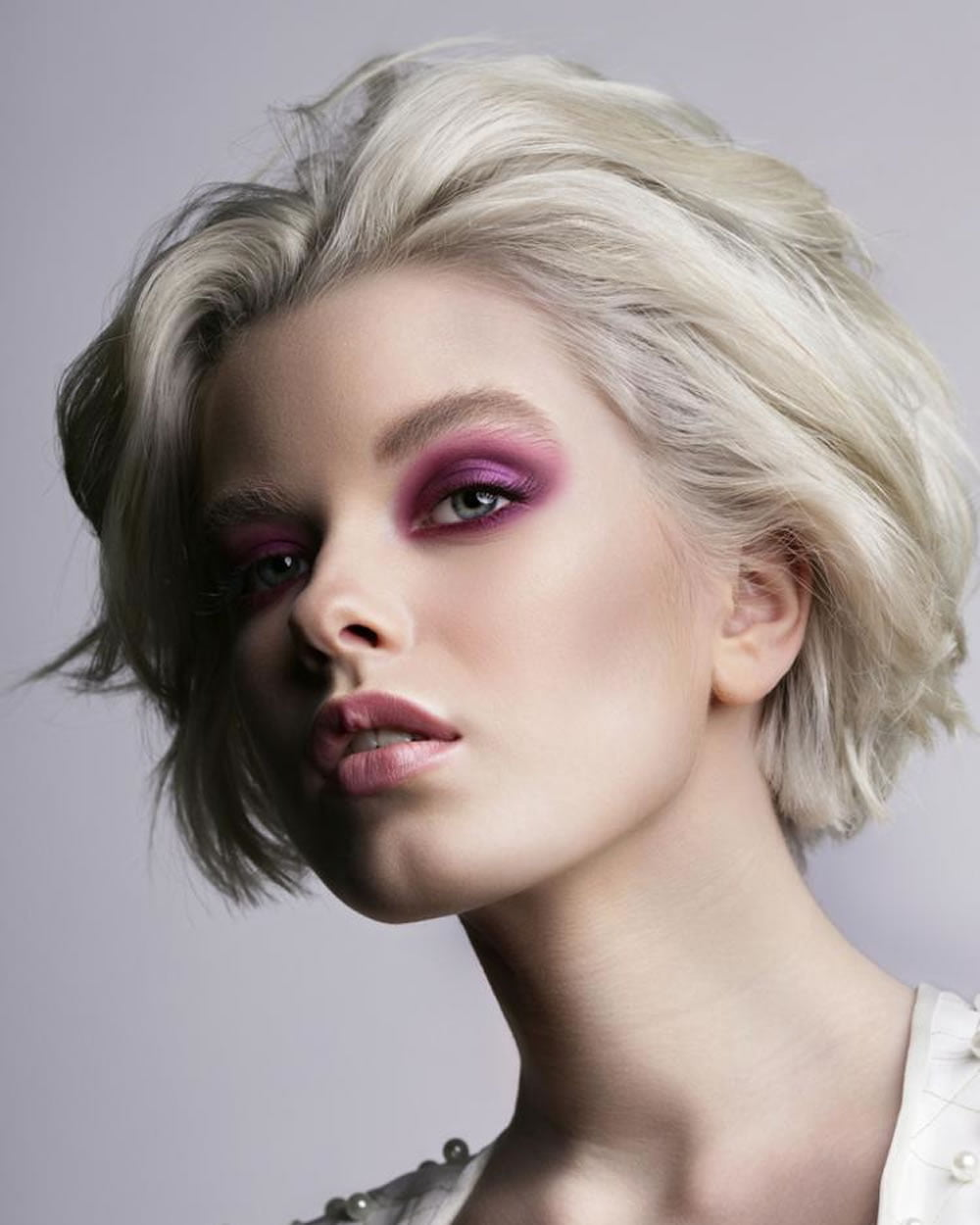 The Latest 25 Ravishing Short Hairstyles and Colors You can Try for 2018  Page 2  HAIRSTYLES