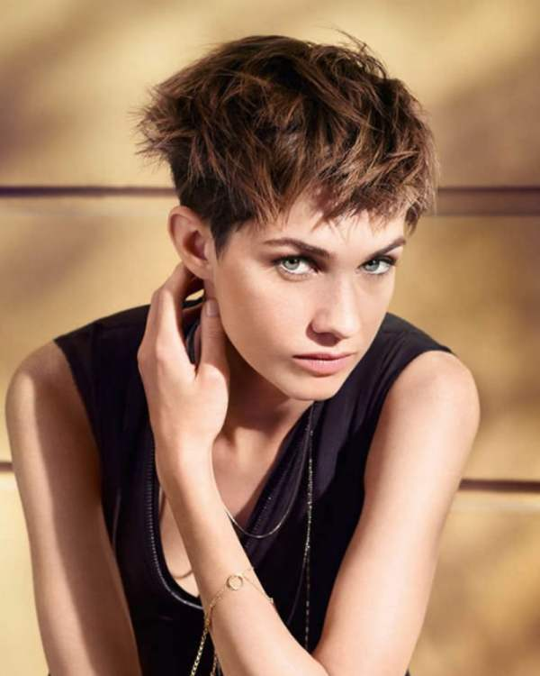 30 New Short Messy Hairstyles With Color Hairstyles Ideas Walk