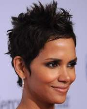 short spiky haircuts & hairstyles