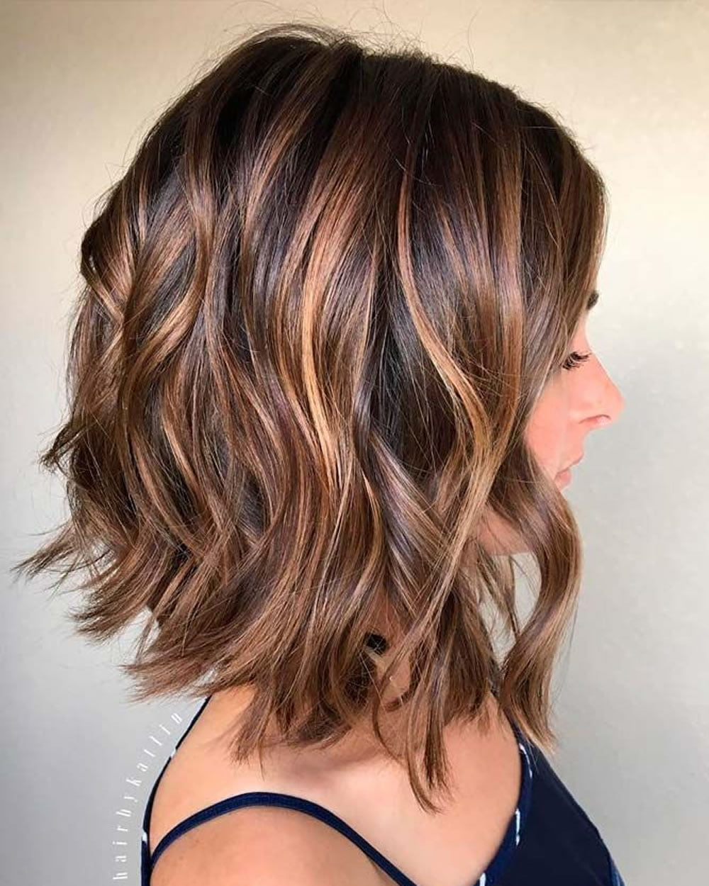Curly  Wavy Short Hairstyles and Haircuts for Ladies 20182019  Page 2  HAIRSTYLES
