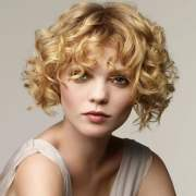 2018 permed hairstyles short