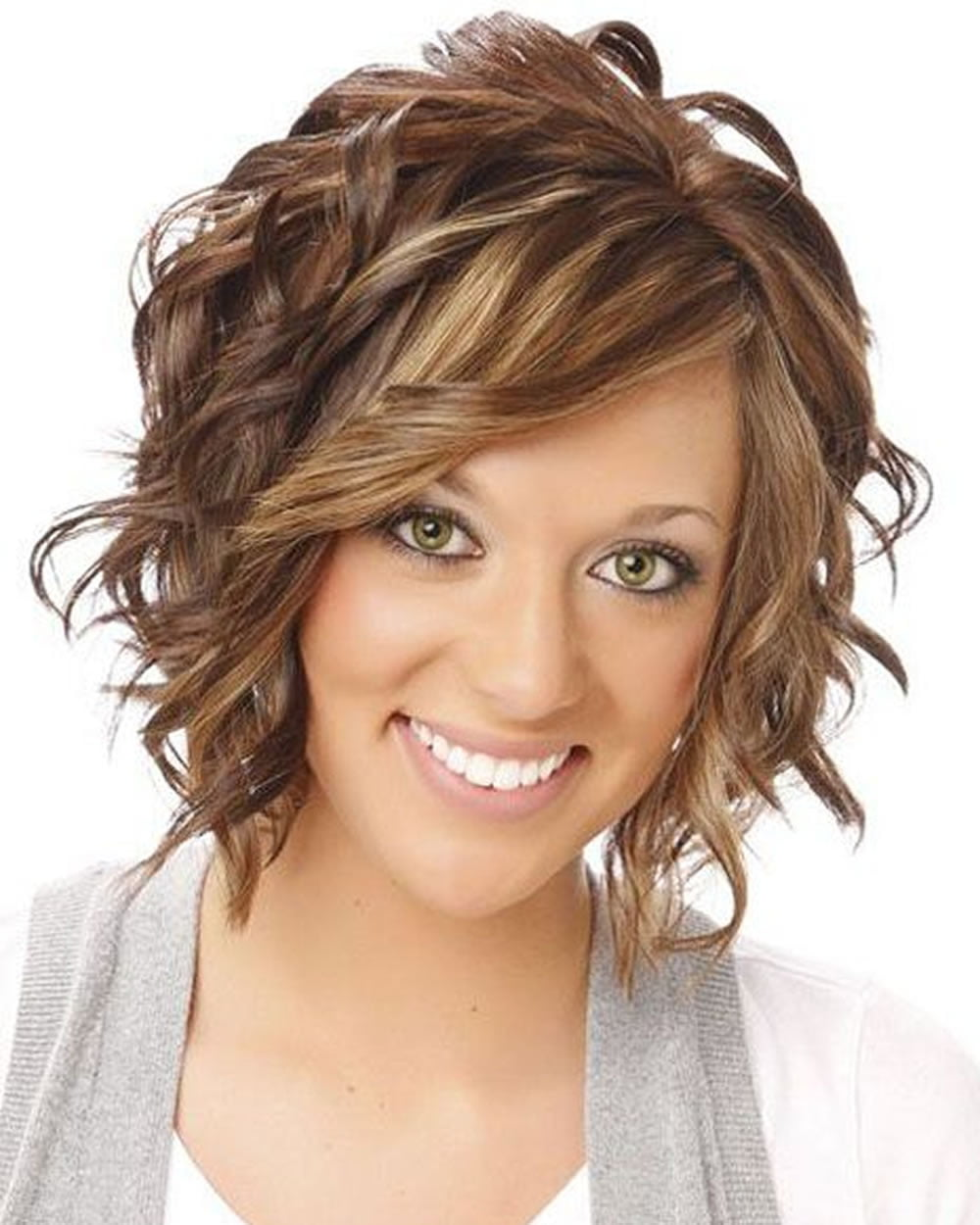 2018 Permed Hairstyles for Short Hair  Best 32 Curly Short Haircut  HAIRSTYLES
