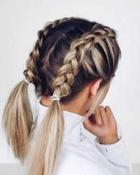 French Braids 2018 (Mermaid, Half