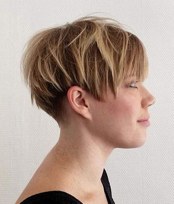 Image Result For Sassy Short Haircuts For Round Faces