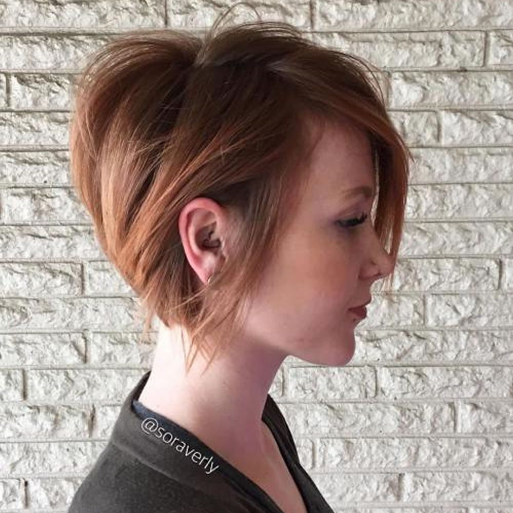 Short Layered Hairstyles 2018 for Women Who Love Short Hairstyles  Page 4  HAIRSTYLES