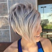 short layered hairstyles 2018