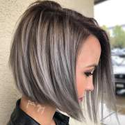 short layered hairstyles 2018
