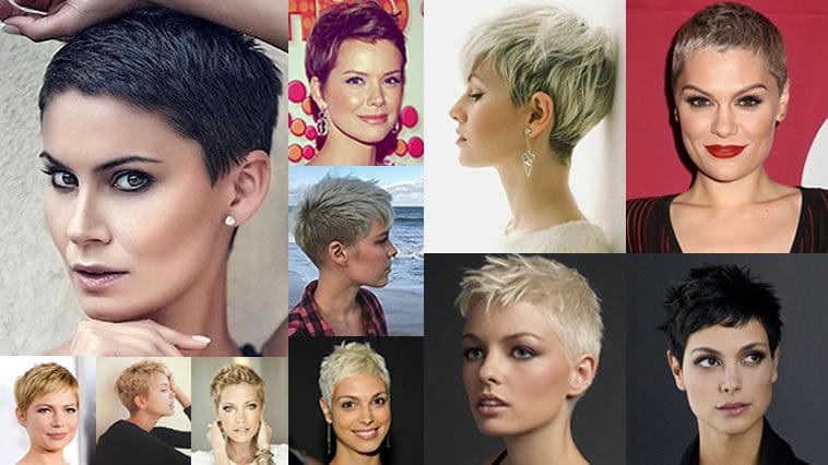 Kratke zenske frizure
