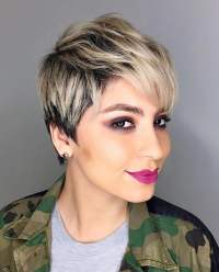 Balayage Short Hairstyles & Short Haircuts & Balayage Hair ...