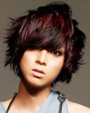 balayage short hairstyles &