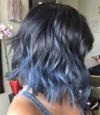 Ombre Short Hairstyles 2018-Trend Ombre Hair Colours-Short ...