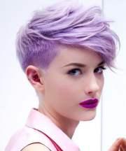 pixie hair cut styles & short