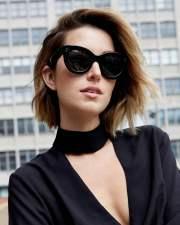 trendy short bob hairstyles 2018