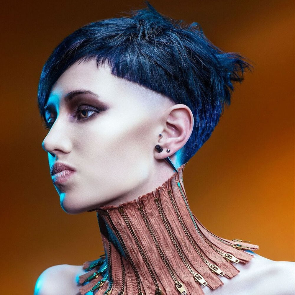 2018 Hairstyles for Short Hair  EasyFast Pixie and Bob