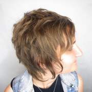 2018 short bob hair & pixie